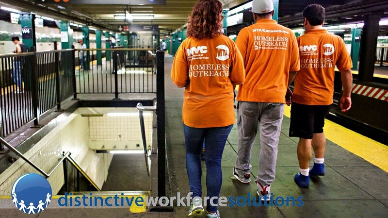 DWS Pledges Support to BRC Outreach Program to Help the Vulnerable in NYC
